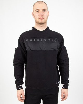 Bluza Patriotic Futura Space Black