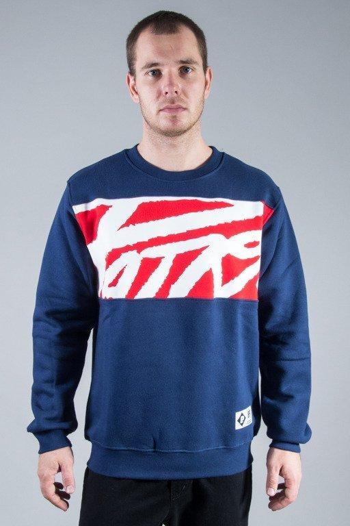 Bluza Patriotic Tag Navy