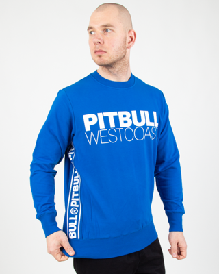 Bluza Pit Bull Terry Tnt Blue