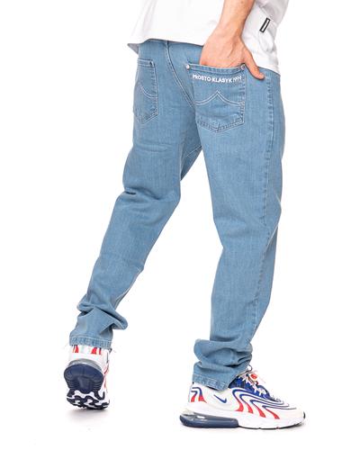Jeans Regular Prosto Knock Light Blue