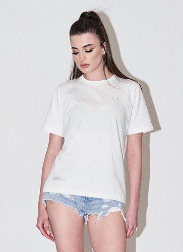 Koszulka Damska Lucky Dice Basic White