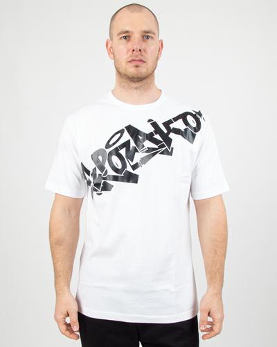 Koszulka El Polako Graffiti White