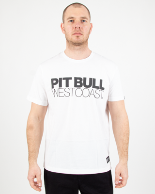 Koszulka Pit Bull Tnt White