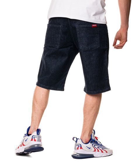Krótkie Spodenki Jeansowe Prosto Direct Navy