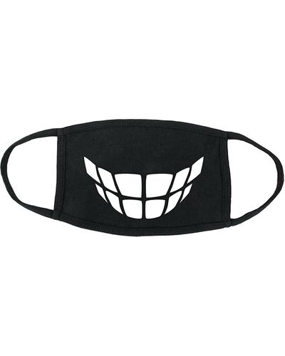 ODZIEJSIE MASKA STREETWEAR MASK SCARY SMILE BLACK