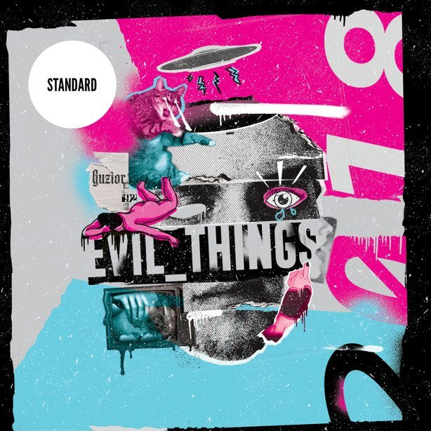 Płyta Cd Guzior - Evil_Things