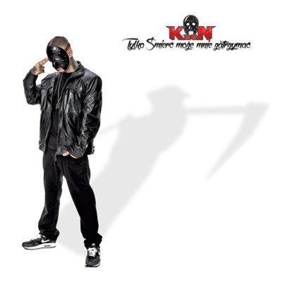 Płyta Cd Kaen - Tylko Śmierć Może Mnie Zatrzymać