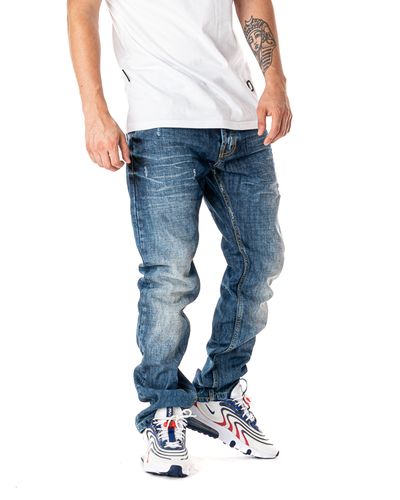 Spodnie Assassin Jeans Mustache Light Blue