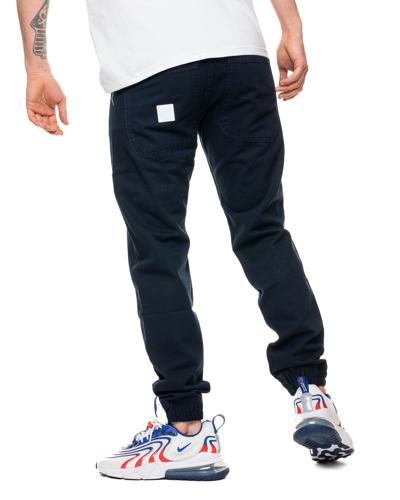Spodnie Chino Jogger  Mass Sneaker Fit Base Navy