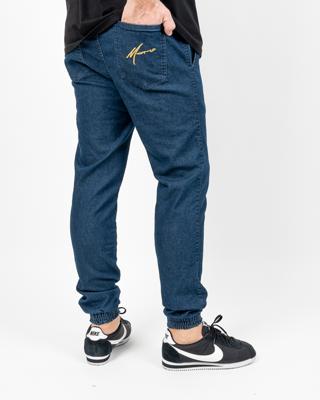Spodnie Moro Sport Jeans Jogger Big Paris Classic Pocket Średnie Pranie