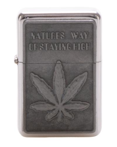 Zapaliczka Metalowa Way Of High Silver 41