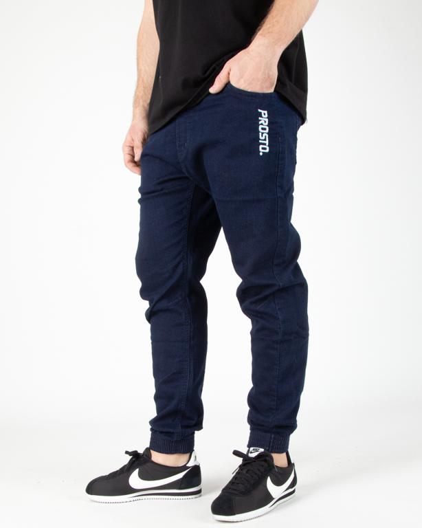 Spodnie Jogger Prosto Regular Loose Dark