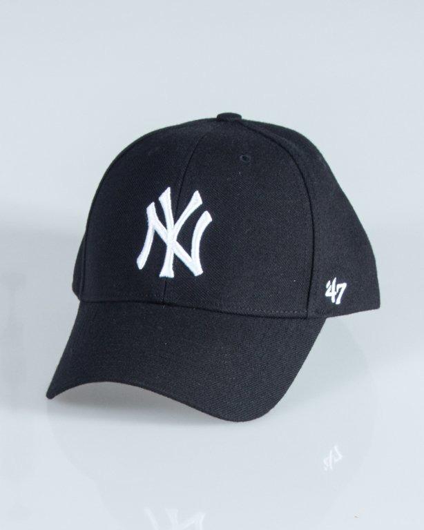 47 BRAND CAP NEW YORK YANKEES BLACK