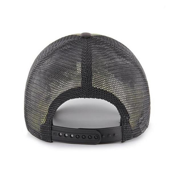 47 BRAND CAP TRUCKER NY YANKEES CAMO