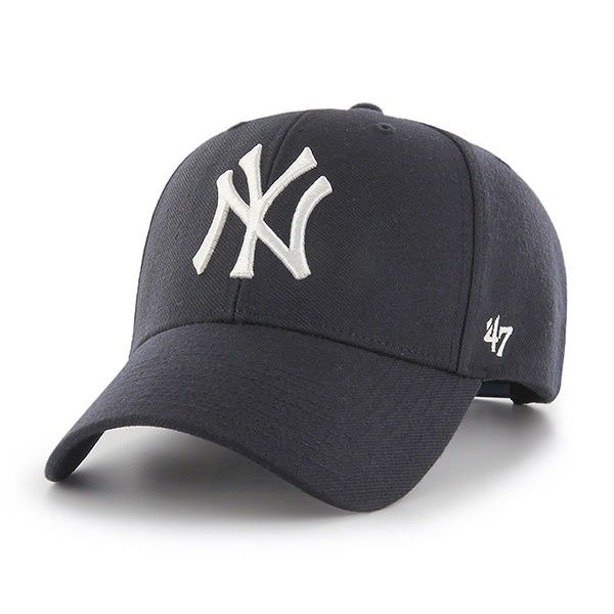 47 Brand Czapka Snapback New York Yankees Navy