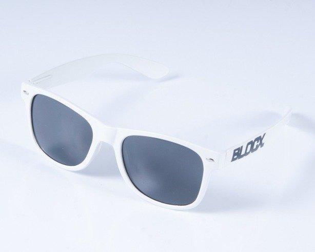 BLOCX OKULARY CLASSIC WHITE