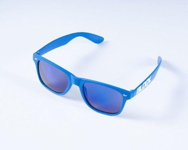 BLOCX OKULARY MAT BLUE COL