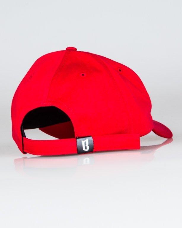 BOR CAP GOTYK RED