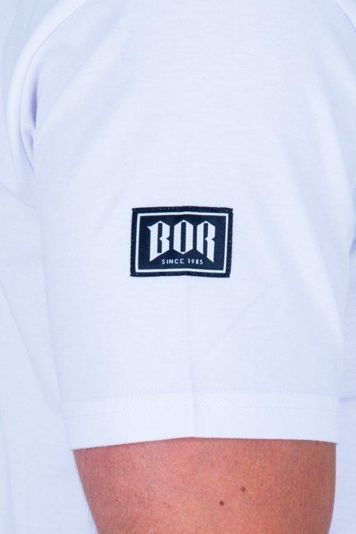 BOR T-SHIRT LAUR WHITE
