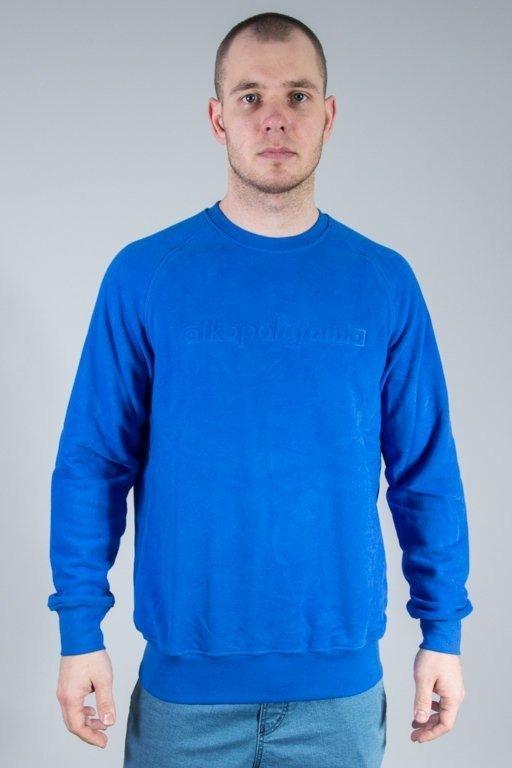 Bluza Alkopoligamia Flame Blue