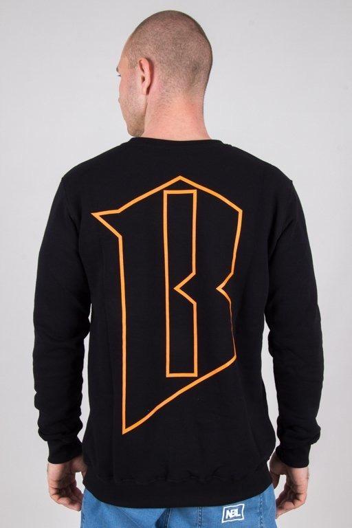 Bluza Bor Borcrew Black
