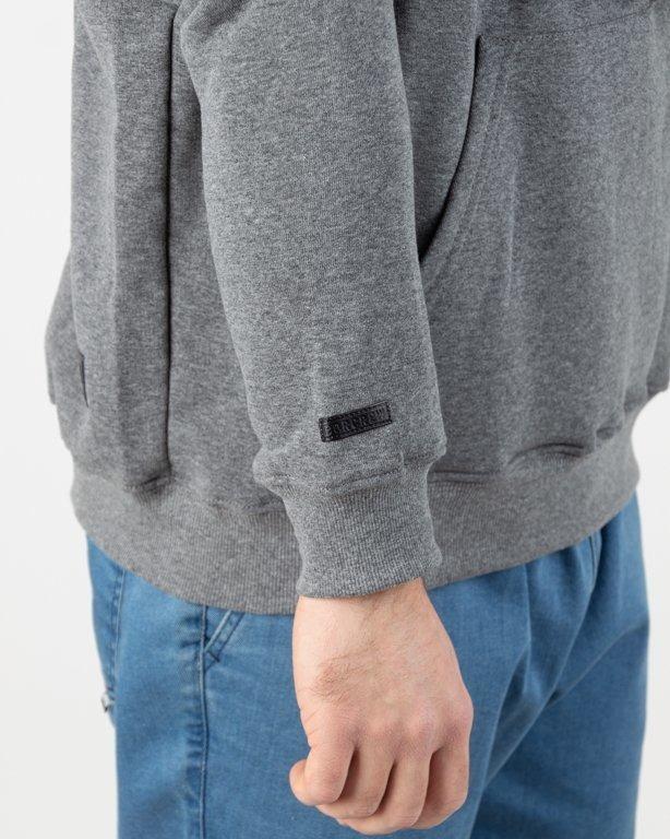 Bluza Bor Hoodie Classic Borcrew Grey