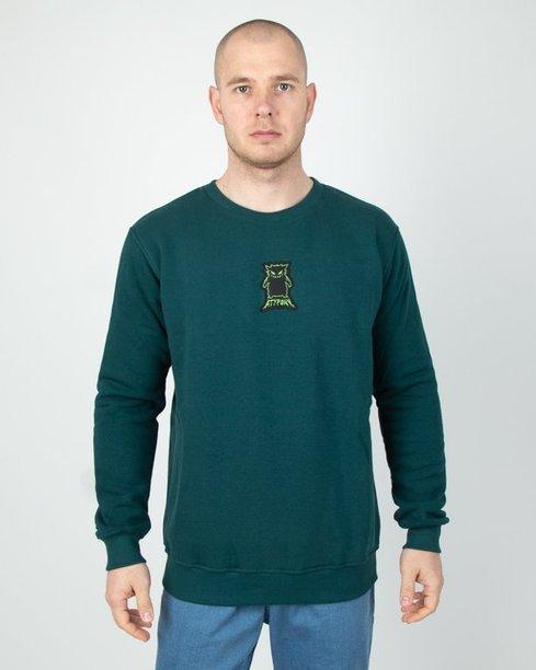 Bluza Bor Młody Simba Green