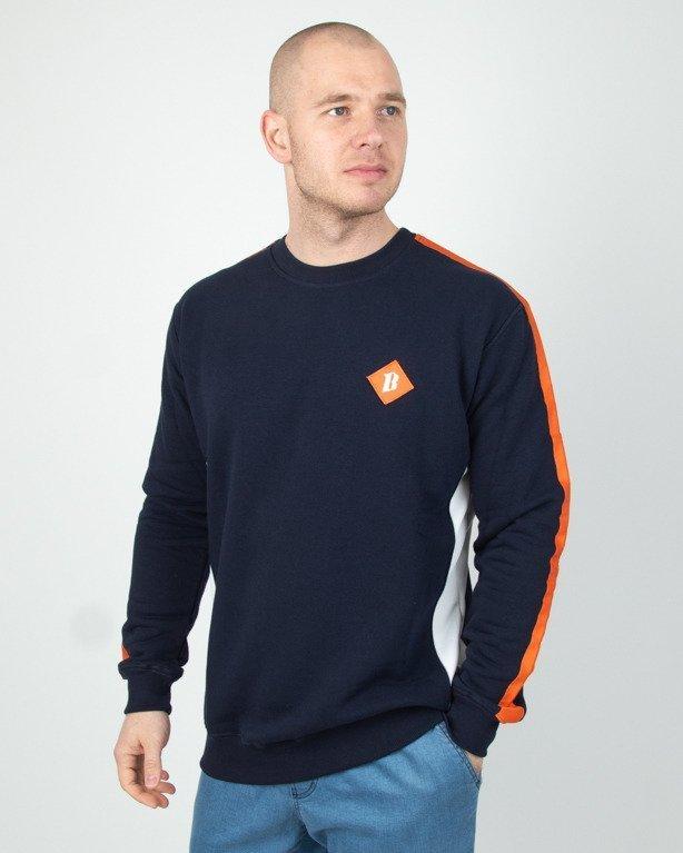 Bluza Bor Premium Caro Navy