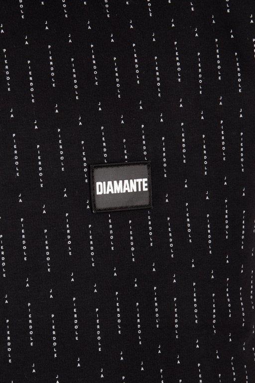 Bluza Diamante Ja Pierdole Black
