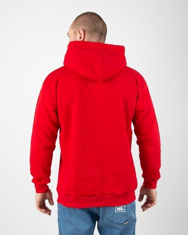 Bluza Diamante Wear Hoodie Basic Red