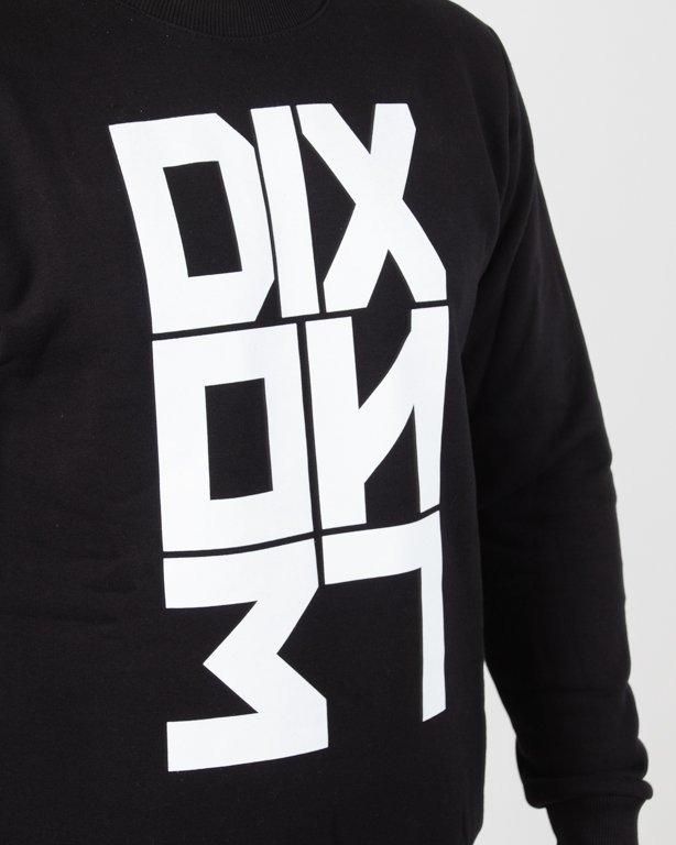 Bluza Dixon37 Vertical Black