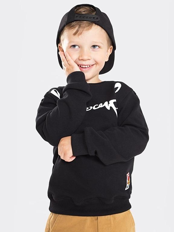 Bluza Dziecięca Stoprocent Tag Black