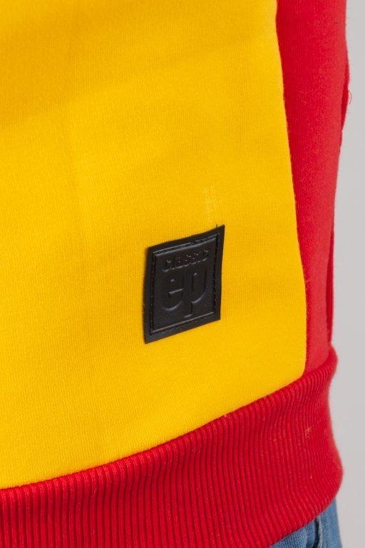 Bluza El Polako Hoodie School Yellow