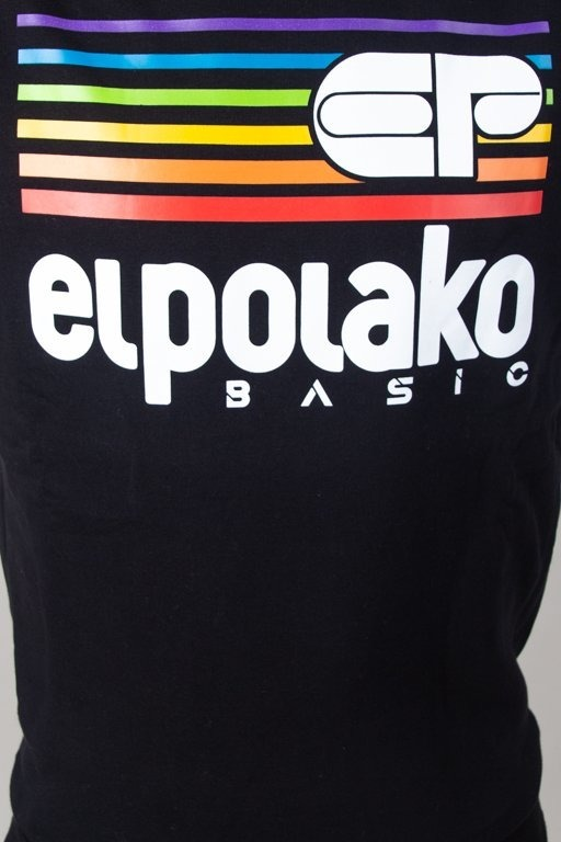 Bluza El Polako Rainbow Black