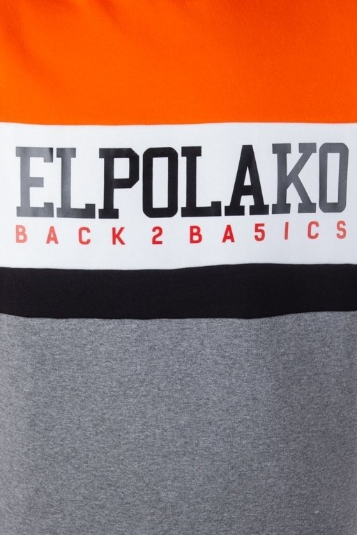 Bluza El Polako Shool Orange