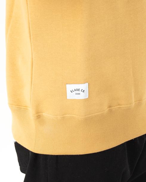 Bluza Elade Box Logo Beige