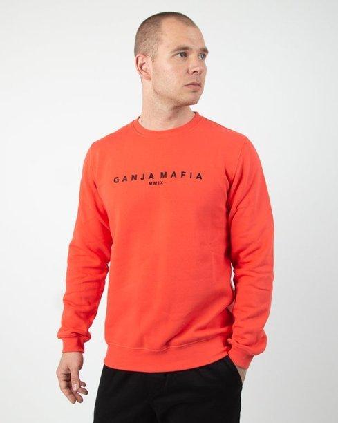 Bluza Ganja Mafia Logo Coral