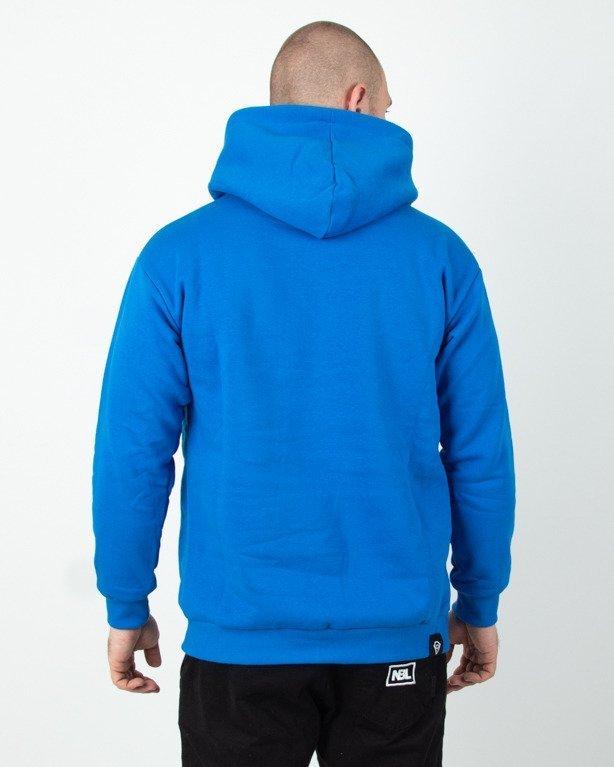 Bluza Hoodie Diamante Wear Basic Blue