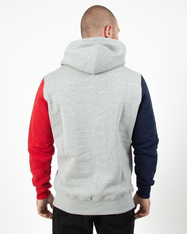 Bluza Hoodie Elade Logo Melange