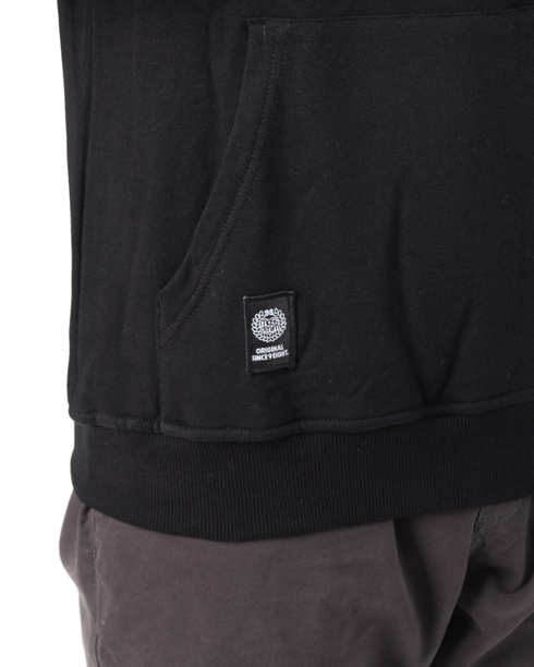 Bluza Hoodie Mass Gap Black