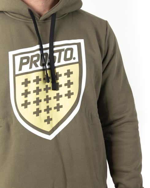Bluza Hoodie Prosto Shield XX Olive