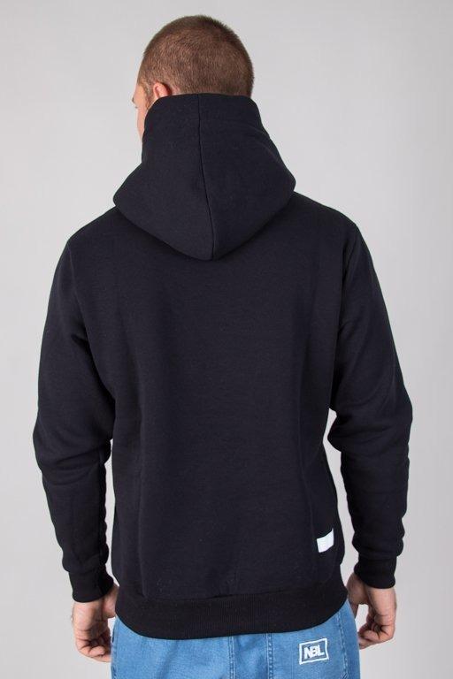 Bluza Illegal Hoodie Street Brand Black