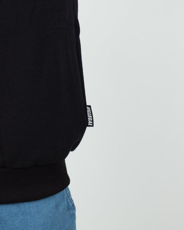 Bluza Illegal #ILL Black