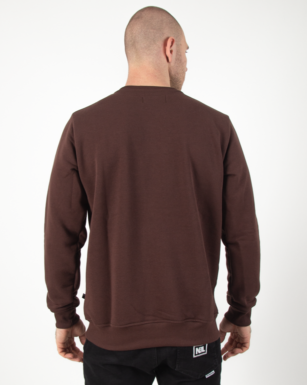 Bluza  Lucky Dice Classic Brown