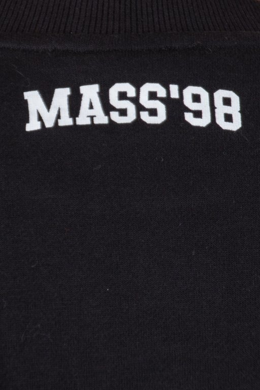 Bluza Mass Campus Black