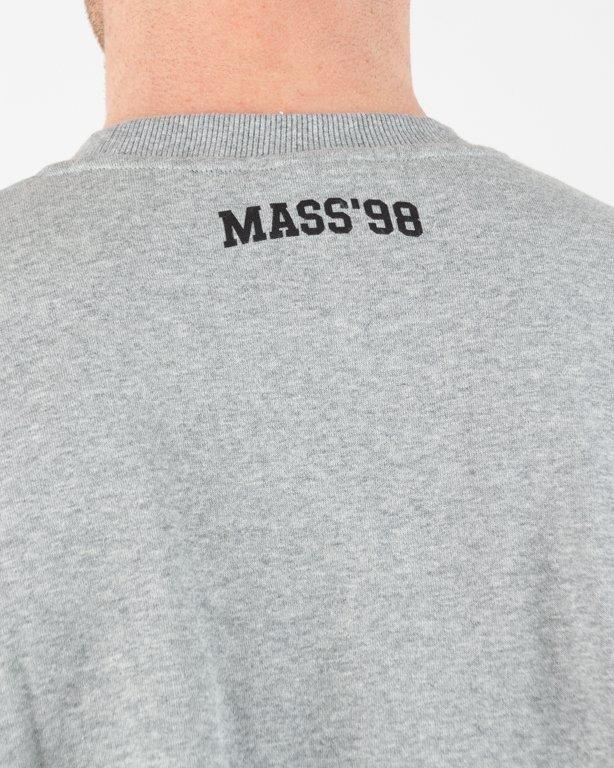 Bluza Mass Campus Melange-Black