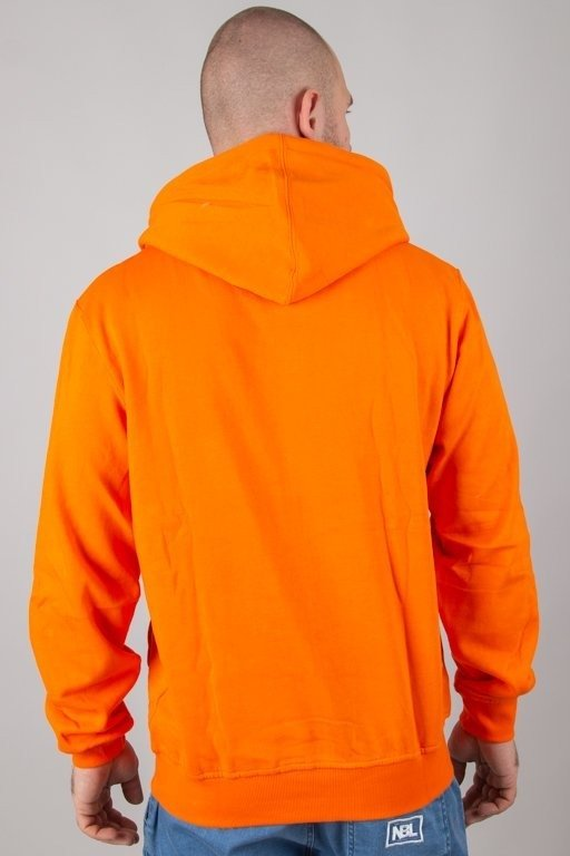 Bluza Mass Hoodie Crown Orange