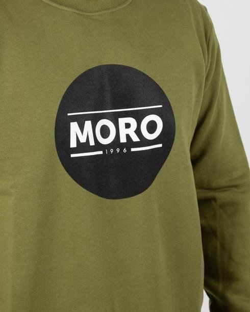 Bluza Moro Moro Sport Circle Khaki