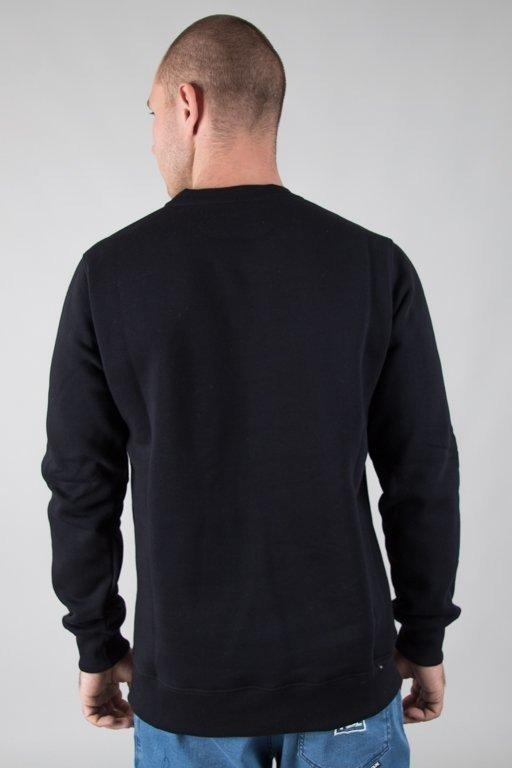 Bluza New Bad Line Ass Black