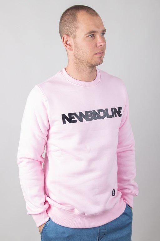 Bluza New Bad Line Classic Pink